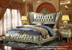 Set Tempat Tidur Jati Modern Minimalis Ukir Jepara