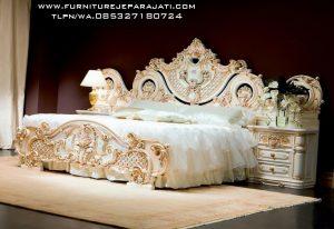 Set Tempat Tidur Ukir Jepara Modern Klasik Furniture