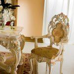 Meja Makan Minerva Ukir Mewah Klasik Terbaru 2020 Furniture Jepara