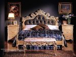 Set Tempat Tidur Ukir Luxury classic mewah jeapara