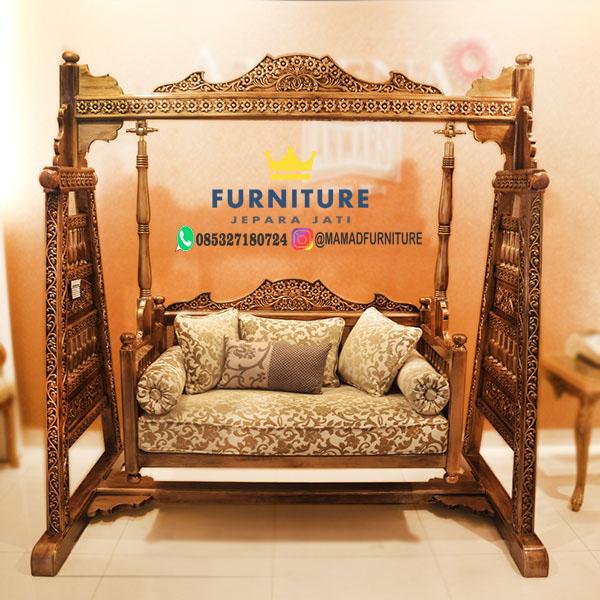 Ayunan Jati Ukiran Furniture Jepara Jati   Furniture ...
