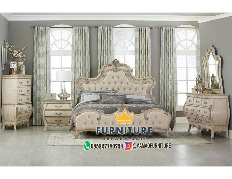 Bedroom Mewah Ukiran Jati Jepara