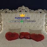 Tempat Tidur Modern Ukiran Klasik Jepara
