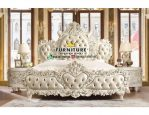 Royal Bedroom Klasik Ukiran Mewah Jepara