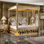 Set Kamar Tidur Mewah Ukiran klasik Jepara