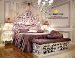 Kamar Tidur Ukiran Klasik Mewah Jati