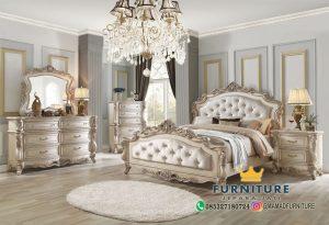 Set Kamar Tidur Zena Ukiran Mewah Klasik Style