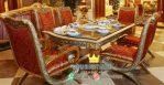 Set Meja Makan Mewah Terbaru