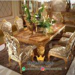 Set Meja makan mewah dan Terbaru
