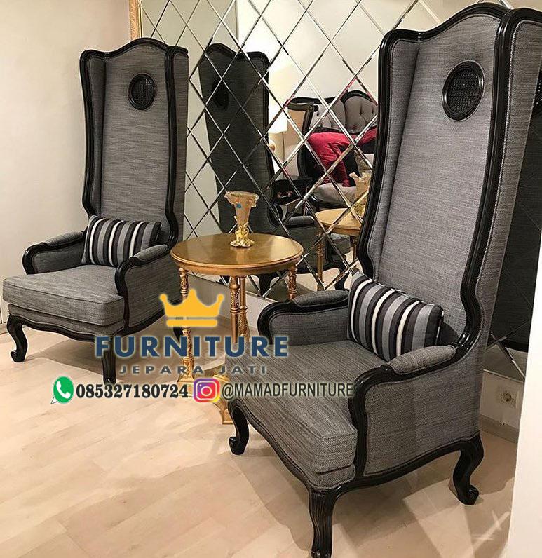 Set Sofa Santai Design Minimalis Jepara