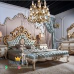 Set Kamar Tidur Klasik Design Modern