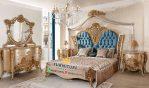 Set Kamar Tidur Klasik Zarina Mewah Jepara