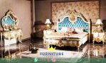 Set Kamar Tidur Mewah Zarina Classic Jepara