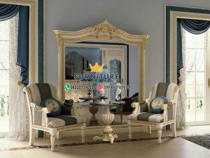 Set Kursi Sofa Santai Mewah