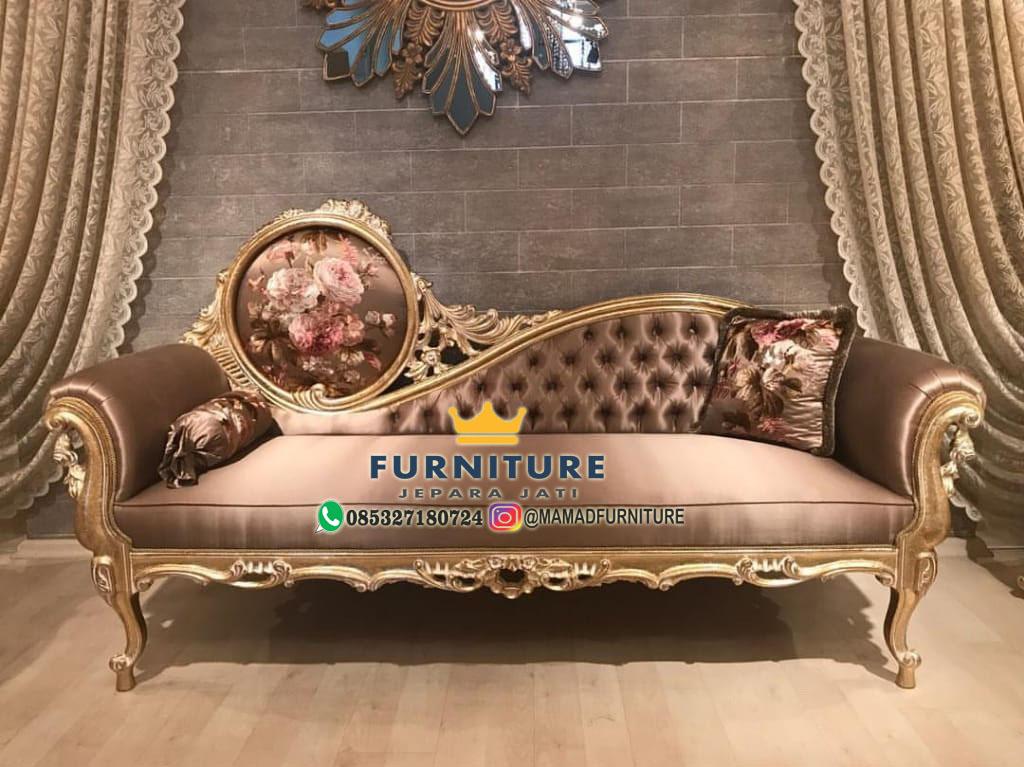 Sofa Ukiran Klasik Jepara Mewah New Design Furniture Jepara Jati