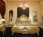 Tempat Tidur Zarina Klasik Mewah Jepara