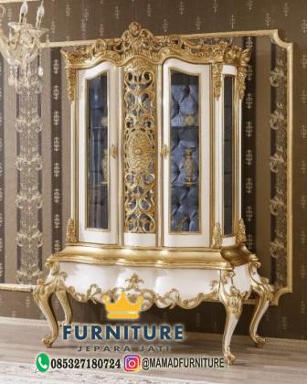 almari ukiran relief furniture jepara jati