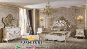 set kamar klasik furniture jepara jati