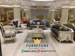 set ruang tamu sofa ukiran klasik